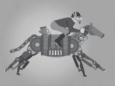 "Sherlock Holmes new ride. ""I do say my dear Watson, come along now!"""