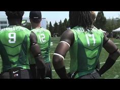 The 2016 Nike+ Football The Opening Regionals College Football Recruiting, Nike Football, Motorcycle Jacket, Youtube, Youtubers, Youtube Movies