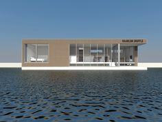 woonark Haarlem shuffle   vanOmmeren-architecten