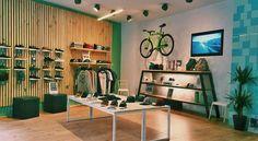 Proyecto; Tienda WAU Diseño: Ramón Bandrés