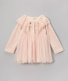 Bijan Kids Pink Floral Skirted Jacket - Toddler & Girls | Something special every day