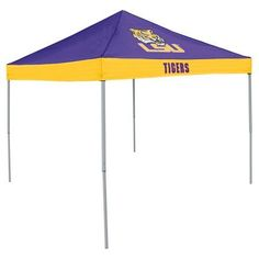 Logo Chair Ncaa 9 x 9 ft. Team Logo Economy Pop-Up Canopy, Purple http://campingtentslover.com/best-backpacking-camping-tents/