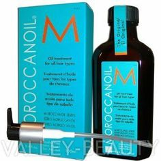 Moroccanoil - Oil Treatment 3.4 oz by Moroccanoil. $38.50. MoroccanOil is an oil treatment for all hair types. Moroccan Oil is alcohol-free and has a patented weightless formula with no build up. Softens thick unmanageable hair and restores shine and softness to dull lifeless hair. Instantly absorbed into the hair. Moroccan Oil will help eliminate frizz, speeds up styling time by 40%, and provides long-term conditioning to all hair types. Moroccan Oil contains a unique for...