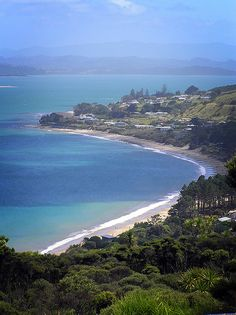 Hokianga, with some gorgeous uncrowded beaches, Northland, New Zealand The Beautiful Country, Beautiful Places, New Zealand North, New Zealand Landscape, Auckland, Places Around The World, What Is Like, Places To Go, National Parks