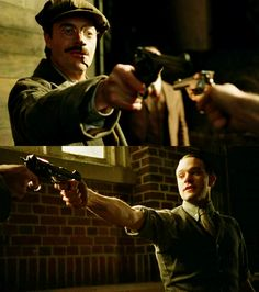Jack Huston as Richard Harrow and Charlie Cox as Owen Slater in Boardwalk Empire Terence Winter, Nucky Thompson, Boardwalk Empire, Great Tv Shows, Music Tv, Electronic Music, Best Tv, Music Is Life, Favorite Tv Shows