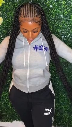 Lemonade Braids Hairstyles, Box Braids Hairstyles For Black Women, Hair Ponytail Styles, Braids Hairstyles Pictures, Black Girl Braids, Braided Hairstyles For Black Women, Hot Hair Styles, African Braids Hairstyles, Braids For Black Hair