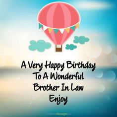 21 Best Brother In Law Birthday Images In 2019 Happy Birthday