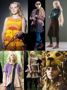 What the Frock? - Affordable Fashion Tips, Celebrity Looks for Less: Inspired By: Luna Lovegood
