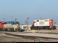 RailPictures.Net Photo: DH 7303 Delaware & Hudson EMD GP38-2 at Bensenville, Illinois by Chris Lastovich