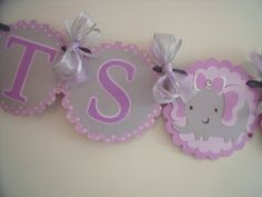 Free Banner With 15 Dollar Purchase Elephant Theme It's A Girl Banner, Purple and Grey With Diamond Embellishments Banner on Etsy, $19.00 Purple Elephant, Elephant Theme, Baby Elephant, Baby Shower Themes, Shower Ideas, Its A Girl Banner, Free Banner, Purple Baby, Daughter Of God