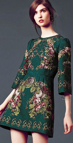 Dolce & Gabbana Fall Winter 2014 2015. Beautifuls.com Members VIP Fashion Club 40-80% Off Luxury Fashion Brands
