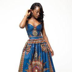 Zuvaa – Shine Bright through African Fashion