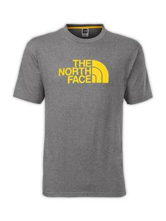 MEN S SHORT-SLEEVE HALF DOME TEE The North Face Half Dome 87bf7865d
