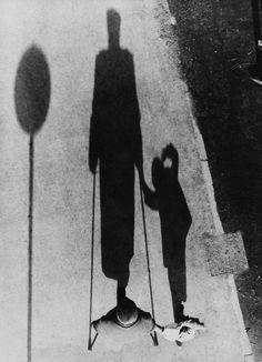 andre kertesz shadows