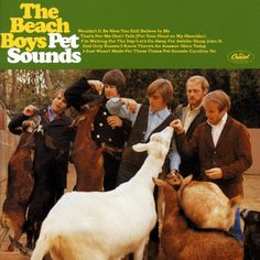 The Beach Boys -> Pet Sounds
