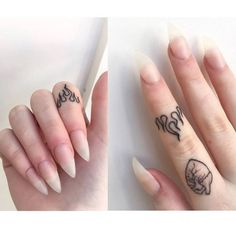 Tiny finger tattoos for girls; small tattoos for women; finger tattoos with meaning; Mini Tattoos, Hot Tattoos, Trendy Tattoos, Body Art Tattoos, Tattoos For Women, Small Hand Tattoos, Cool Small Tattoos, Dream Tattoos, Sleeve Tattoos