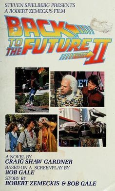 Back-to-the-Future-Part-II-A-Novel