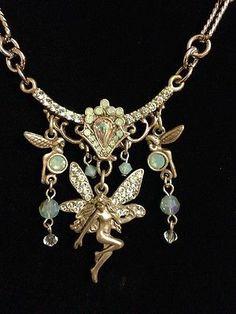 Kirks Folly Fairy Necklace