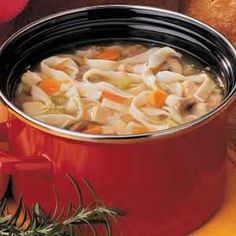 Recipes Easy Dinner Chicken Noodle Soups 22 Ideas For 2019 Quick Easy Meals, Easy Dinner Recipes, Soup Recipes, Chicken Recipes, Cooking Recipes, Chilli Recipes, Batch Cooking, Easy Recipes, Dinner Ideas