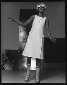 Courreges  Sick for the Sixties!!!!