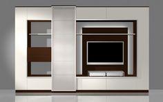 contemporary wall units - Buscar con Google