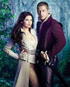Once Upon a Timeday 7- favorite relationships because I'm skipping day 6 because it's too broad
