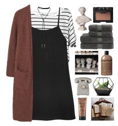 """""""i was broken from a young age"""" by glued-together ❤ liked on Polyvore featuring Reformation, Bølo, Christy, MANGO, NARS Cosmetics, philosophy and Retrò"""