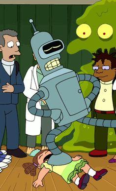Bender futurama gifs - Google Search