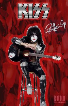 Paul Stanley The Star Child by dreamwarrior84
