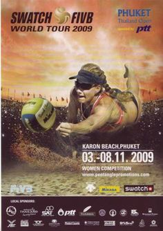 2009 Beach Volleyball FIVB