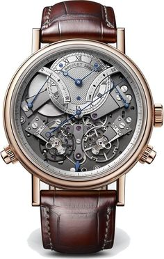 Breguet Tradition Chronographe Independant 7077BR/G1/9XV - Exquisite Timepieces