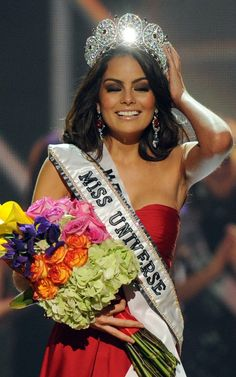 """Jimena """"Ximena"""" Navarrete Rosete (born February 22, 1988 in Guadalajara) is a Mexican model, actress and beauty pageant titleholder who won Miss Universe 2010. She was previously named as Nuestra Belleza México 2009."""
