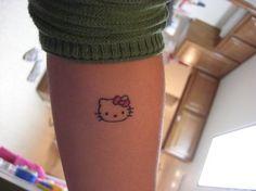 hello kitty tattoos | Hello Kitty tattoo | Flickr - Photo Sharing!
