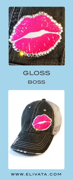 260ac9664c1 49 Best Denim and Diamonds - Distressed Trucker Hats images