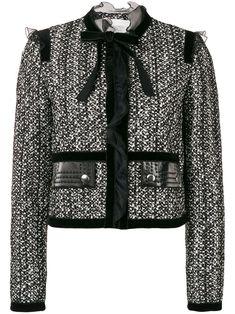 1960f55485 10 Best black tweed jacket images in 2016   Black tweed jacket ...
