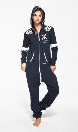 The Original OnePiece jumpsuit is made from super soft, premium cotton-rich jersey. The Onesie features bound cuffs, a pouch pocket to the front and an elasticated ankle cuff. The two way YKK quality zipper goes all the way up to the top of the comfy hood. The jumpsuits unique fit is perfect for him or her. Whether you're looking for total relaxation, or want to make a statement. This is the one product we can guarantee you won't want to take off when you first throw it on!