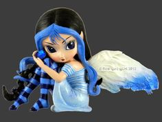 Angel Of Serenity By Jasmine Becket-Griffith