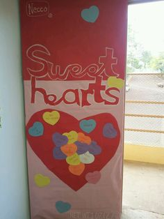 Classroom Valentineu0027s Door Decoration....our Students Are Sweethearts Or  Something Along Those