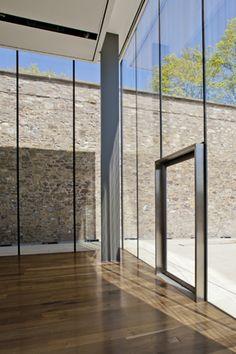 Great Glazing: Edgar N. Putman Event Pavilion structural wall | Glass Magazine