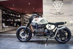 Ottonero Cafe Racer: Stucki2Rad - VTR Customs