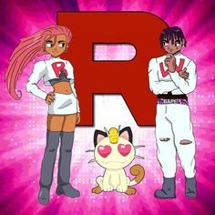 Lil Uzi Vert and Brittany Byrd are the REAL Team Rocket
