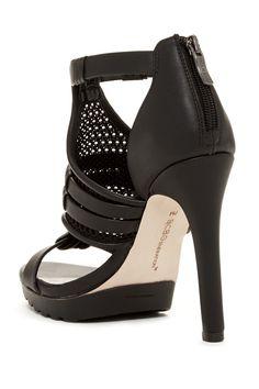 Katya High Heel Platform Sandal by BCBGeneration on @HauteLook