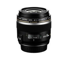 CANON  EF-S 60 mm f/2.8 USM Macro Lens Price: £ 349.00 The Canon EF-S 60 mm f/2.8 USM Macro Lens is a dynamic, fast-focusing lens in a compact size that gives your photographs superb detail for exciting macro photography. Photography that's closer than ever Able to recreate life-size images of the subject itself onto the image sensor, the EF-S 60 mm f/2.8 Macro USM gives you true macro...