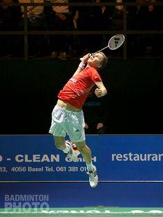 Viktor Axelsen Yonex Swiss 2014 Finals review Badminton Photos, Athleisure, Finals, Legends, Happiness, Badminton Pictures, Bonheur, Final Exams, Being Happy