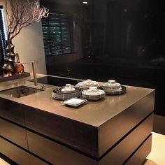 The Netherlands / Huizen / Head Quarter / Show Room / Kitchen / Eric Kuster / Metropolitan Luxury