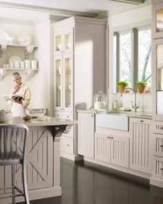 Martha Stewart Living Seal Harbor Kitchen