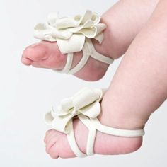 Bare Feet baby sandals