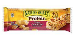 Protein Bar Salted Caramel Nut