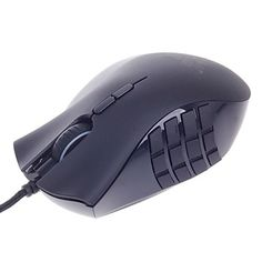 Razer NAGA 2012 USB 2.0 con cable Diestro 5600dpi Optical MMO Gaming Mouse – USD $ 65.99