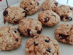 Healthy Sweets, Light Recipes, Scones, Biscuits, Muffin, Cooking Recipes, Cupcakes, Snacks, Cookies